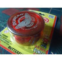 Yoyo Duncan Butterfly Rojo