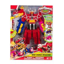 Power Rangers Dino Charge Megazord Zord Builder Importado