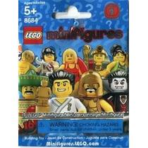 Figura De Acción Lego Minifigures Serie 2 Colección (uno Mi