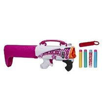 Secretos Y Espías Secret Shot Blaster Pink Nerf Rebelle