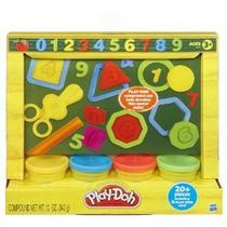 Play-doh Aprenda Sobre Formas Y Números