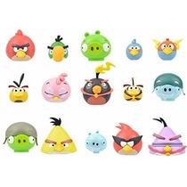 Set De 6 Muñecos Angry Birds K