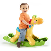 Girafa Montable Con Luces Melodias Sonidos Fisher Price Bebe