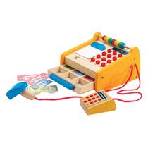 Caja Registradora Niños Juguete Incluye Accesorios Pm0