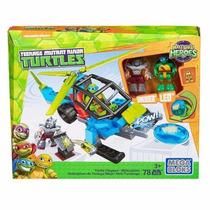 Tortugas Ninja Helicoptero Tortugas Ninja Set