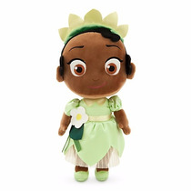 Peluche Princesa Tiana Disney Store 30 Cm