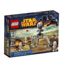 Juguete Soldados Lego Blanco