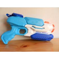 Nerf Super Madurador Freezefire Blaster Pistola De Agua