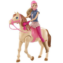 Barbie Saddle