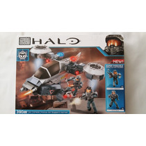 Mega Bloks Halo Police Air Support Hornet Nuevo