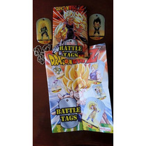 Dragon Ball Tag Metalicos Coleccionables 100% Originales