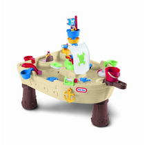 Little Tikes Anclas Lejos Barco Pirata Tabla Agua