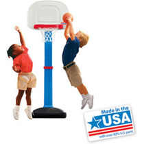 Canasta De Basketball Little Tikes Totsport Easy Score.