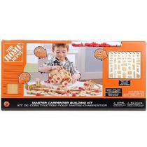 El Kit De Home Depot Maestro Carpintero Proyecto