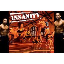Insanity Workout 14dvds + Regalos + Guía + Calendario