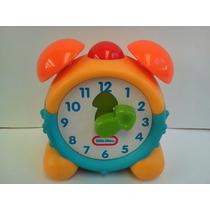 Reloj Musical Little Tikes