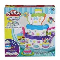Play Doh Montaña De Pasteles Hasbro