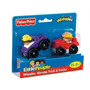 Wheelies Surtido 2 Packs Fisher Price Coches Little People