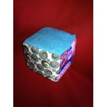 Cubo Diferentes Colores, Figuras Y Texturas