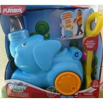 Juguete Elefantín Cazabolitas De Playskool Hasbro. Nuevo