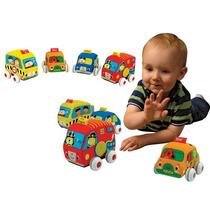 Vehículo De Juguete De Bebé - Niños De K Tire Hacia Atrá