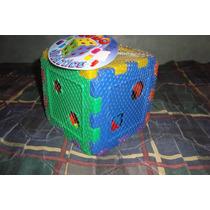 Cubo Didactico Figuras Geometricas Para Bebes