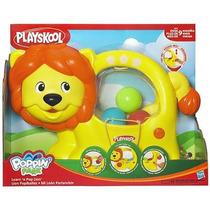 Leon Playskool Poppin Park Didactico Con Luz Y Sonido Fn4