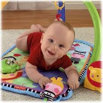 Fisher Price Gimnasio Musical Luces De Colores. Op4