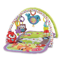 Gimnasio Musical Fisher Price 3-1 Woodland Friends