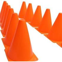 Deslumbrantes Juguetes De Tráfico De Naranja Conos - Paquete