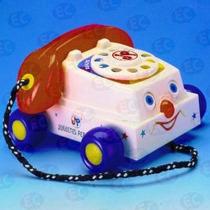 502 Teléfono Periquín Juguete Clásico Mexicano 2+ De Pigo