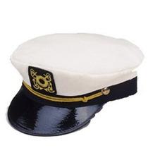 Yate Capitán Hat Vestuario Accesorios Rol Juego De Niño Head
