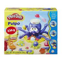 Play Doh Pulpo Divertido Hasbro