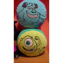 Huggies Cojines Pufs De Sully Y Mike