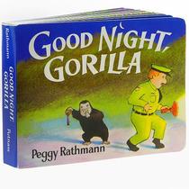 Buenas Noches Gorila Junta Libro