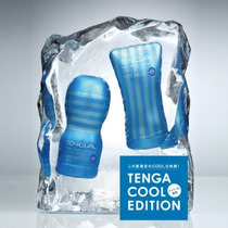 Tenga Deep Throat Cup - Cool Edition / Efecto Frío Mentol