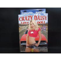 Crazy Daisy Locve Doll Muñeca Inflable Realista.