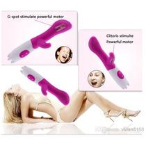 Vibrador Consolador Punto G Y Clitoris Envio Gratis Ycon Gel