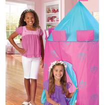 Castillo Princess Discovery Kids Para Niñas