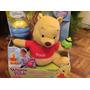 Fisher Price Pooh Sonajero Magico Bebes Mattel.