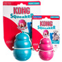Kong Puppy Squeaker Para Cachorros Con Sonido, Grande