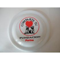 Frisbee Fundación Purina 1990