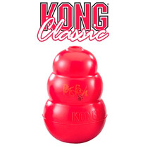 Kong Classic King Juguete De Goma No Toxico Perro Mascota