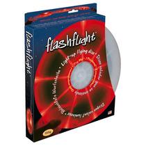 Disco Volador Con Luz L.e.d. Roja *