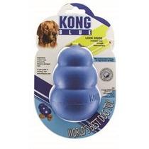 Kong Blue Extra Gde Para Perros De 25 A 40 Kg Mordida Fuerte