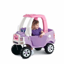 Little Tikes Cozy Truck Princess Rosa.. Envio Gratis..