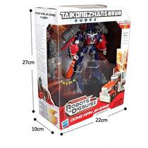 Transformer, Optimus Prime Ironhide, Class Robot Auto 27cms.