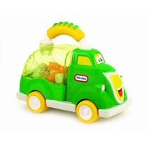 Mango Little Tikes Camiones Pop Camiones - Camión De Basura