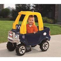 Little Tikes Cozy Truck Azul..envio Gratis..