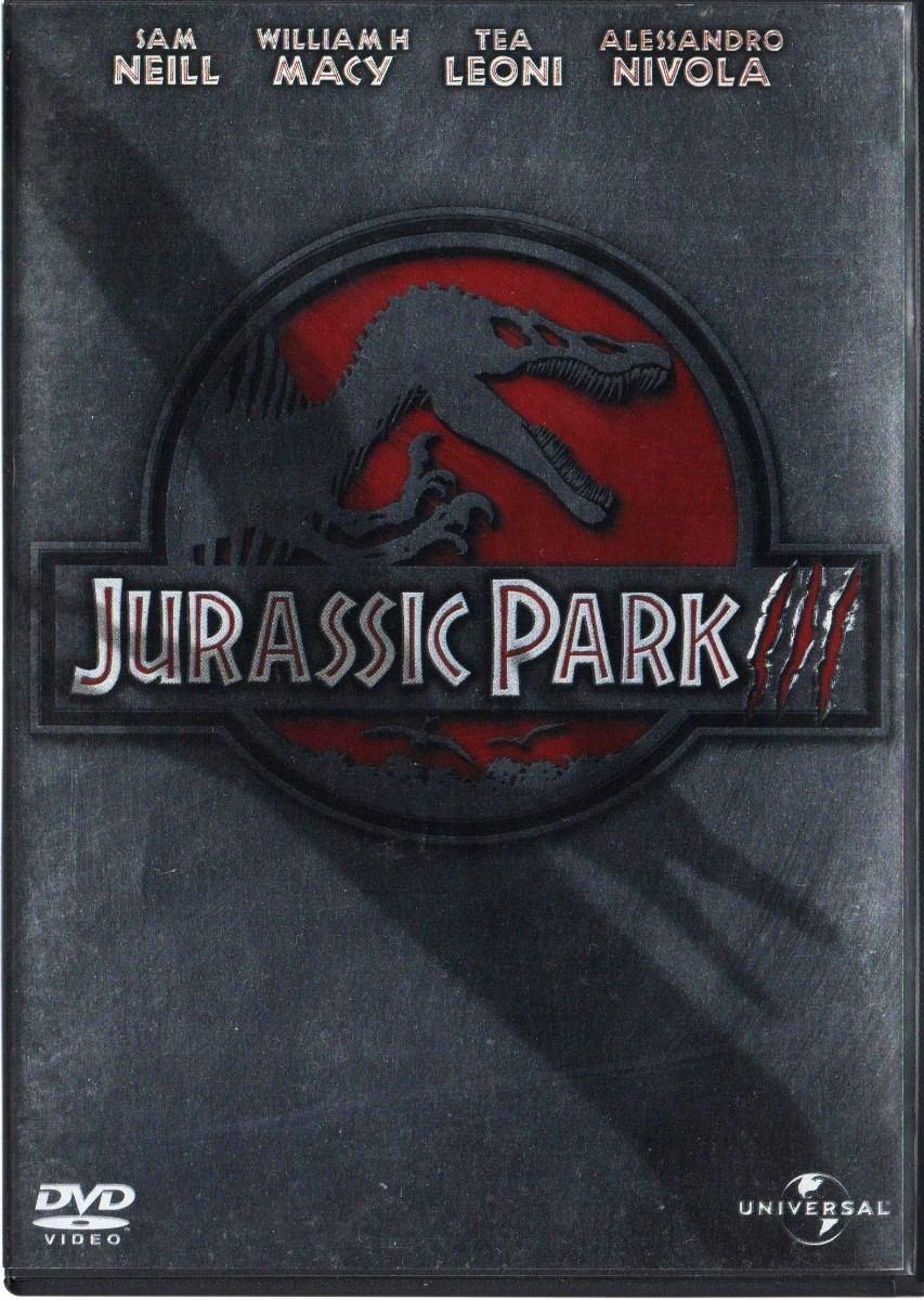jurassic park 3 la pelicula: